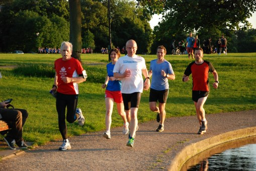 Clapham Runners summer 2014