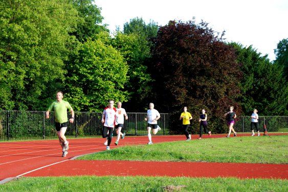 Clapham Runners summer 2014