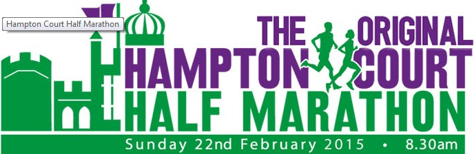 Hampton Court Half Marathons Feb & March 2015