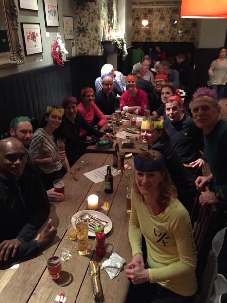 Christmas social 2015