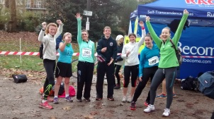 Battersea 10km Nov 2014