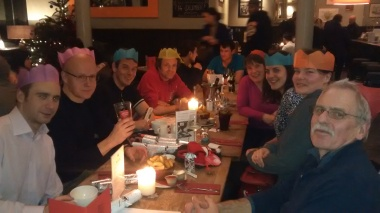 Merry Christmas Clapham Runners 2014!