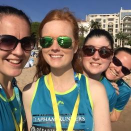 French Riviera Relay Marathon, November 2015