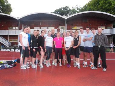 Clapham Runners c 2010