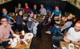 Christmas social 2016
